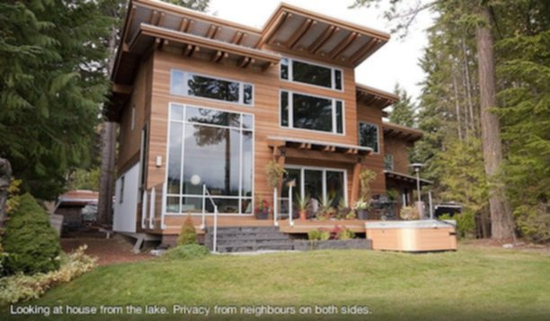 Stunning whistler luxury vacation rental Whistler cabin rentals