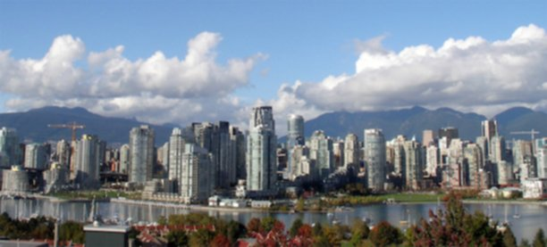 downtown vancouver luxury condo rentals