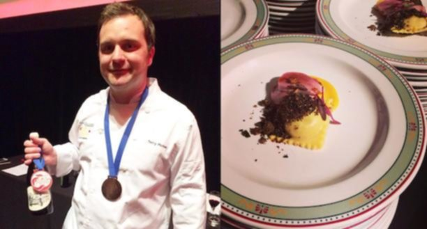 Sonora Resort Executive Chef Wins Bronze At Gold Medal Plates