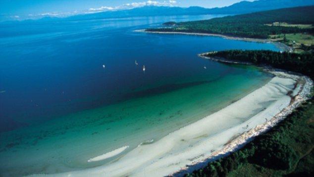Get To Savary Island