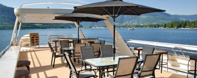 Luxury houseboat rentals in bc for Houseboats for rent in california