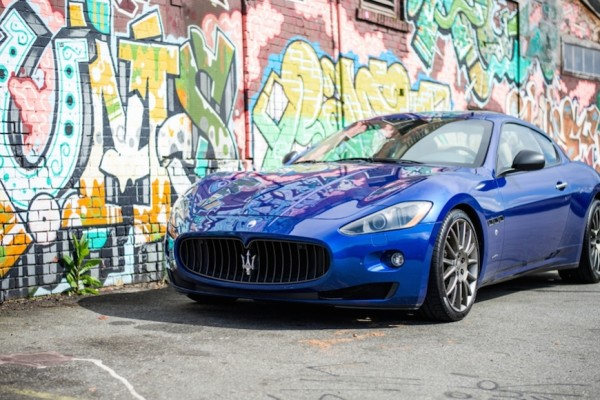 2009 Maserati GranTurismo S vancouver