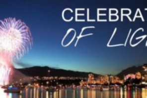 Celebration Of Light Hotel Package