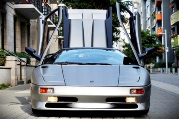 1997 Lamborghini Diablo SV For Sale In Vancouver 1