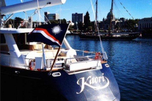 kaori yacht victoria 2
