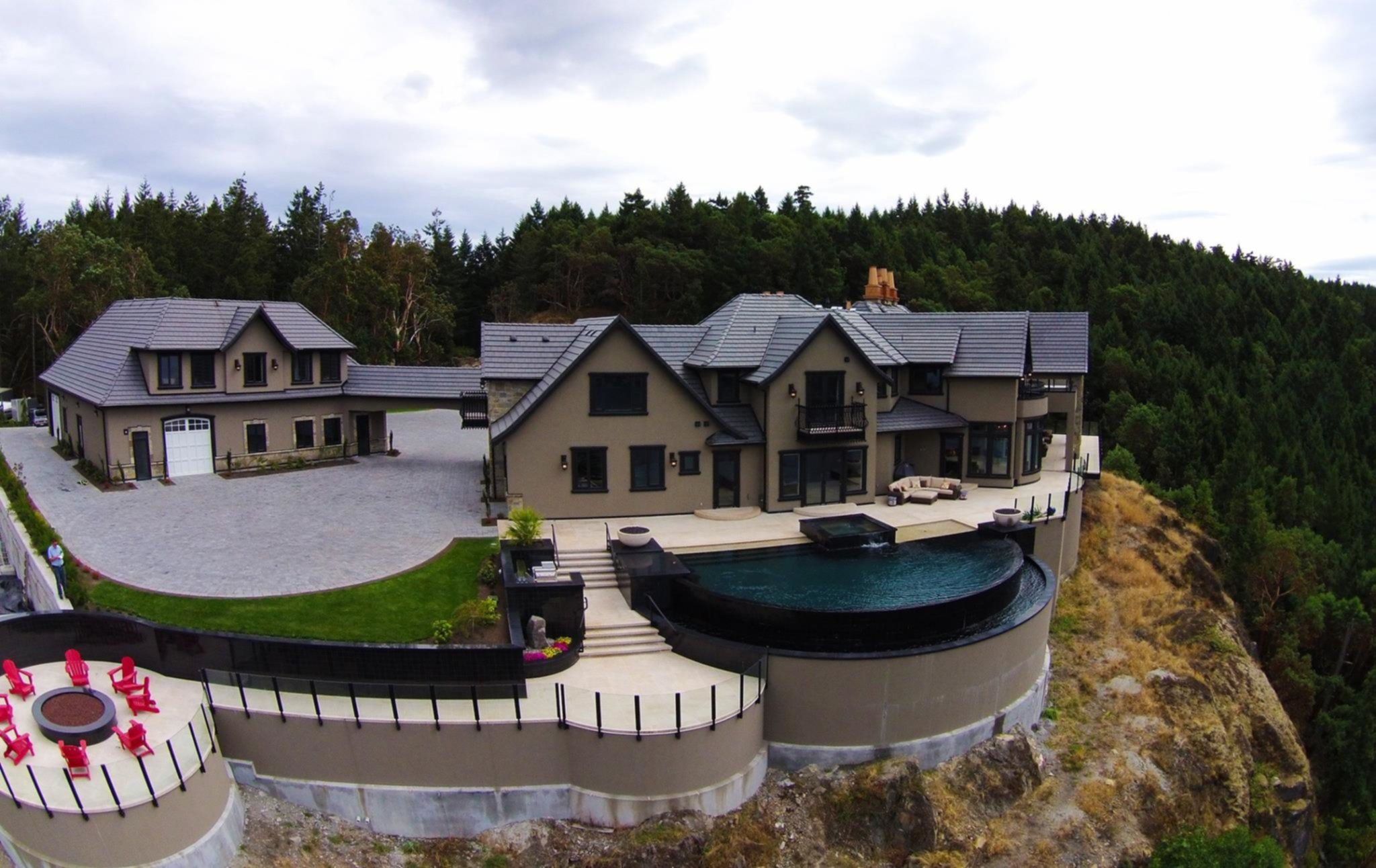 Vancouver island luxury real estate homes for sale