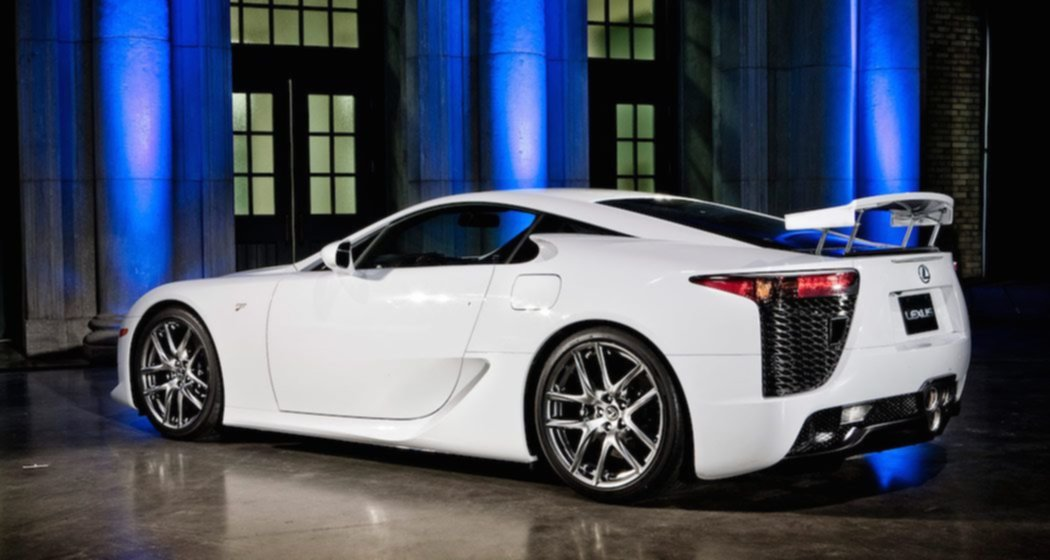 2012 Lexus LFA For Sale Vancouver