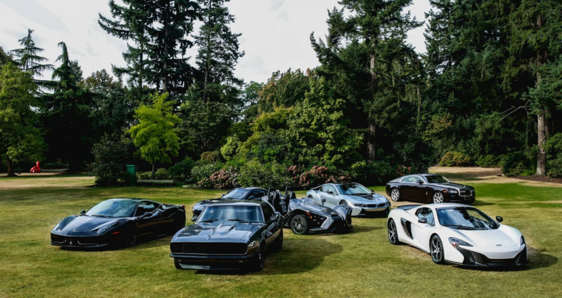 Luxury Supercar Weekend 2015 Preview