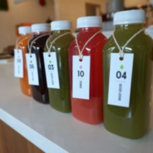 Commodity Juicery Cold Pressed Juice