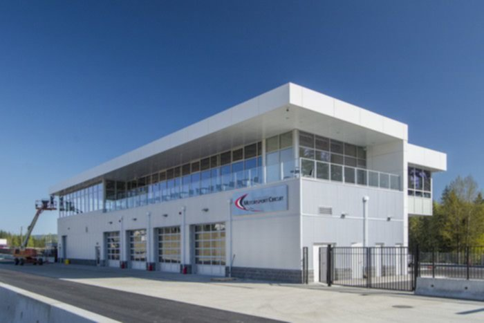 island motorsport circuit clubhouse vancouver island
